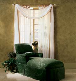 Swags - Swag Curtains - Window Swags - Swag Window Treatments