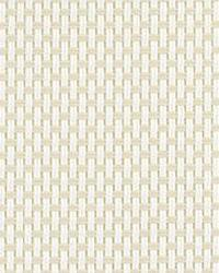 Mermet E Screen 10 White Linen Fabric