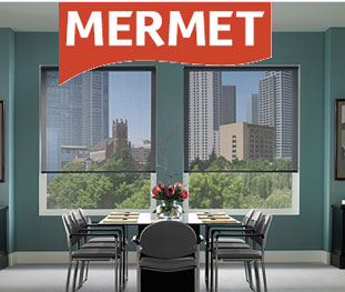 Mermet Solar Screen Fabric
