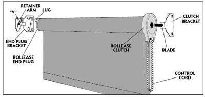 Phifer Sheerweave 2000 Solar Roller Shades