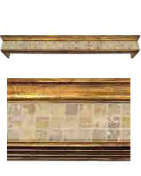 4139 Luxury Wood Cornice by