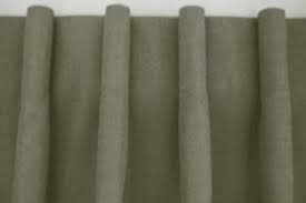 Cartridge Pleated Draperies