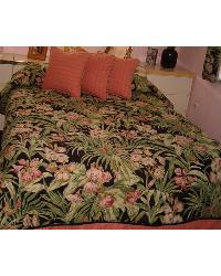 Hand Guided Bedspread by