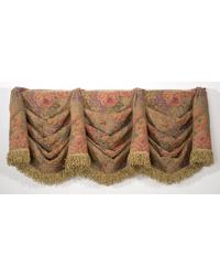 Tucked Valance by