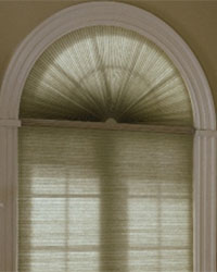 Arched Cellular Shades