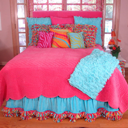 Kid & Tween Bedding - Child Bedding - Girl Bedding