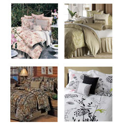 Modern Bedding - Tropical Bedding - Luxury Bedding - Floral Bedding - Camo Bedding