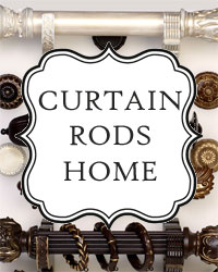 curtain rods home page