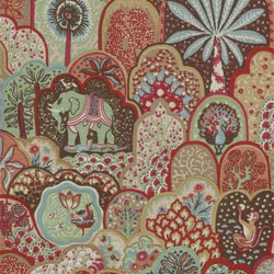 African Fabric - African Print Fabric - African Animals