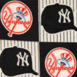 Baseball Fabric - MLB Fabric