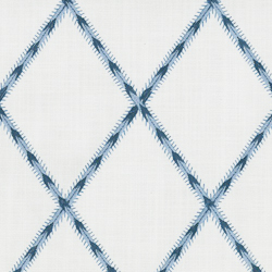 Diamond Fabrics - Argyle - Contemporary - Diamonds and Dots - Harlequin - Solid - Trellis