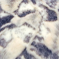 Faux Fur Fabric - Fake Fur Fabric - Animal Print Fabric
