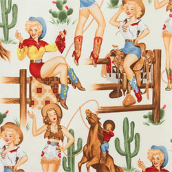 Fabric - Vintage - Kids - Hawaiian - Retro - Novelty - African ...