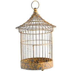 Bird Cages - Decorative Bird Cages - Antique Bird Cages - Wooden Bird Cages -  Metal Bird Cages