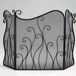 Fireplace Screens - Fireplace Accessories - Tiffany Fireplace Screens