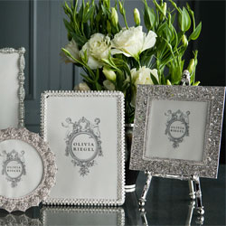 Olivia Riegel -  Unique Gifts - Picture Frames - Mirrored Trays - Jewelry Boxes