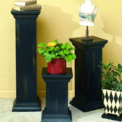 Columns and Pedestals - Decorative Columns - Decorative Pedestals - Display Pedestals