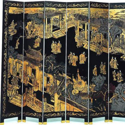 Room Dividers - Room Divider Screens - Folding Screens - Oriental Screens
