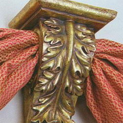 Wall Sconce - Decorative Sconce - Decorative Wall Bracket - Wall Shelf Sconce