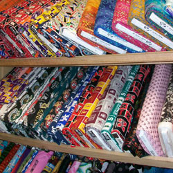 Warehouse Discount and In Stock Fabric