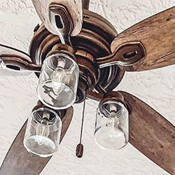 Ceiling Fans - Decorative Fans