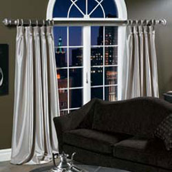 Custom Drapery - custom Curtain - custom window treatment - Custom Drapes