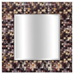 Square Wall Mirrors