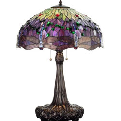 Tiffany Lamps - Tiffany Style Lamps