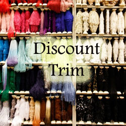 Discount Trim, Tassels and Fringe
