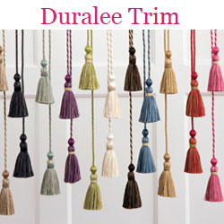 Duralee Trim, Tassels and Fringe
