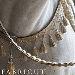 Fabricut Trim, Tassels and Fringe
