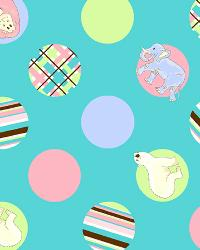 Baby Fabric - Baby Room Fabric - Nursery Fabric