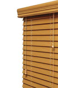 2 inch wood grain faux Wood Window Blinds - Plantation Blinds - Discount faux Wood Blinds