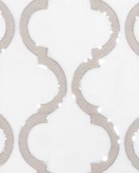 Shimmering Lattice Tan & Silver by