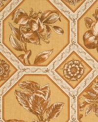 Mariposa On Linen Cinnamon by