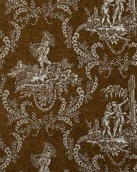 Hamlets Toile Cocoa by