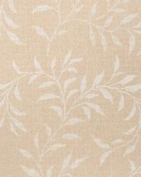 Viney Leaf Paperweav Bisque On Natural by