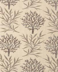 Stroheim Elkhorn Coral Harbor Grey Fabric