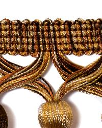Brown Beaded Trim  01742 Tigers Eye