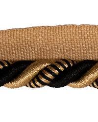 Black Trend Trim Trend Trim 01740 Black Gold