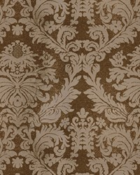Laurel Damask Ebony by
