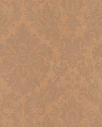 Bassanio Damask Brushed Bronze by