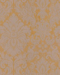 Bassanio Damask Goldleaf by