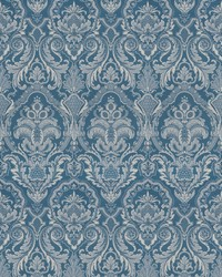 Vervain Fabrics Marchese Navy Fabric