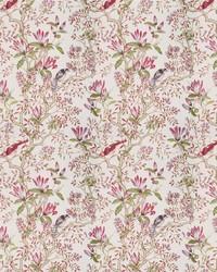 Buchoz Floral Claret by