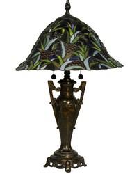 Napa Valley Tiffany Table Lamp Fieldstone by