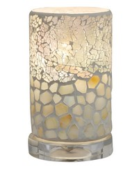 Alps Mosaic Accent Lamp Clear by