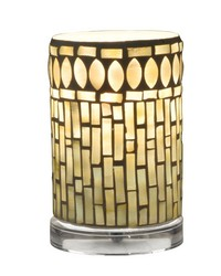 Palisades Mosaic Accent Lamp Clear by