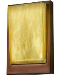 Manitowac Dimmable LED Wall Sconce by