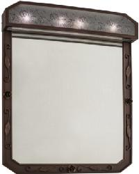 Arabesque Lighted Vanity Mirror by